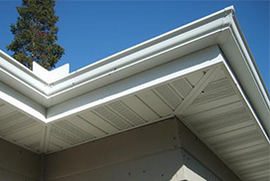 quality seamless gutters installed